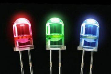 Создан флуоресцентный OLED с внутренней квантовой эффективностью 100%