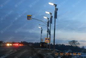 АОС М-80 на дорогах Московской области