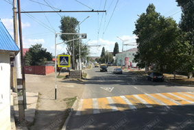 Система «Безопасный переход» в городе Черкесске