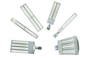 Светодиодные светильники - мощное освещение в любых условиях.