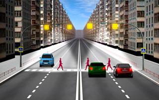 Система «Безопасный переход» – комплексное решение по оснащению пешеходных переходов