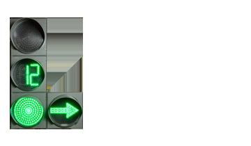 Светофоры транспортные класса «Классик»