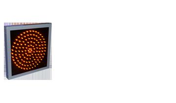 Светофор транспортный ПТ7.2 – двухсторонний класса «Престиж»
