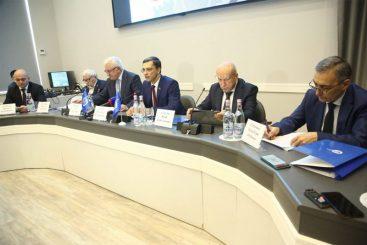 В КБГУ прошло расширенное заседание регионального отделения Союза машиностроителей России